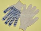 Перчатки 5-и нитка (протектор) люкс